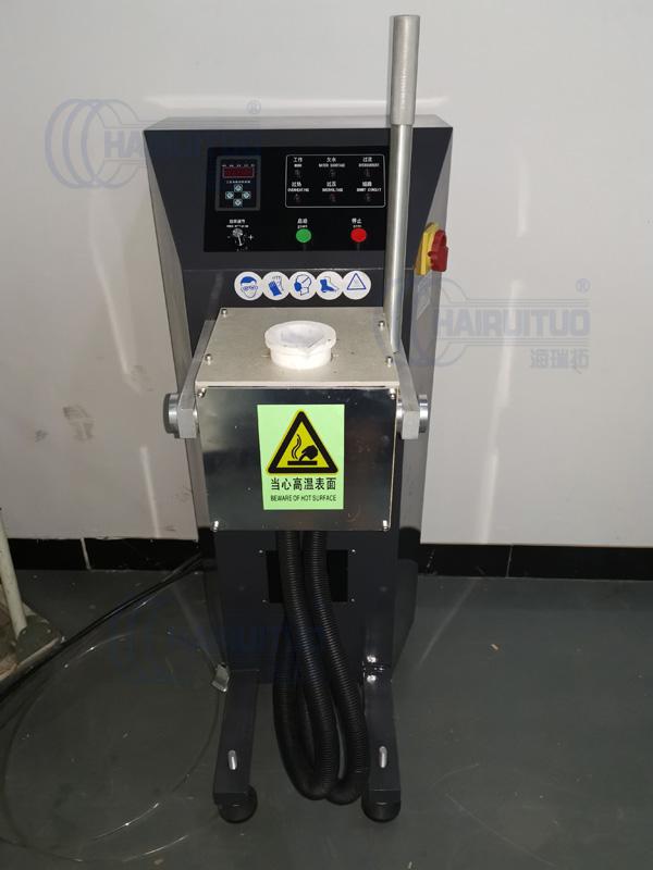 Dumping graphite smelting machine,gold smelting furnace