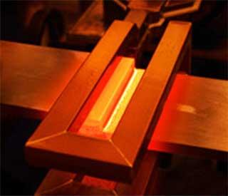 金属工件加热热处理工艺