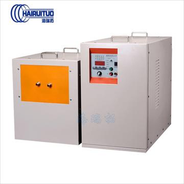 中频感应加热设备 HTM-35KW中频电源 模具加热淬火透热炉