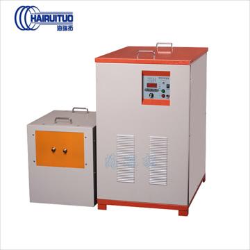 中频感应加热设备 HTM-160KW中频熔炼炉 可24小时不间断工作