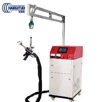 高频感应加热设备 小型手持移动式焊接淬火热处理高频加热机