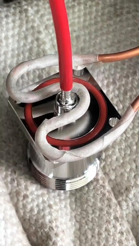 超高频焊机 锡焊通讯器材线焊