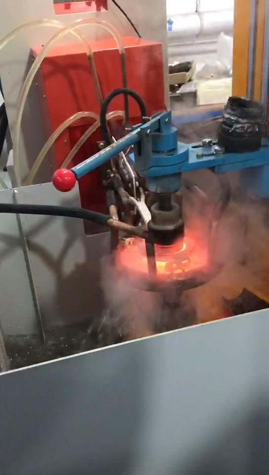 淬火机床搭配超高频淬火设备