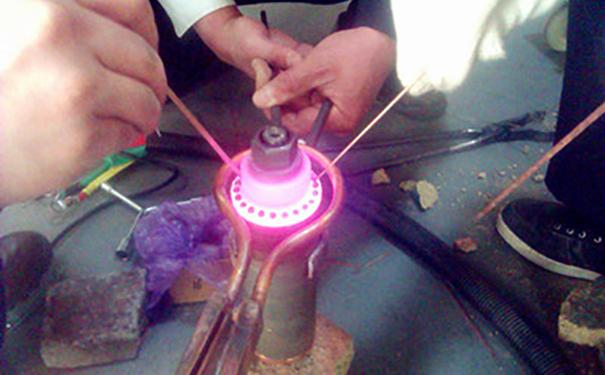 中山高频焊机焊接图片