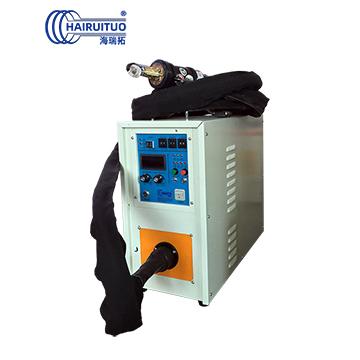 高频钎焊机 制冷暖空调铜管高频焊接设备