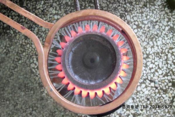 海拓齿轮高频淬火机