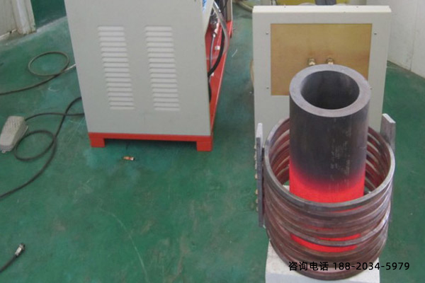 中频感应加热机器