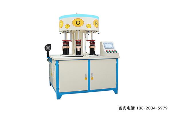 六工位钎焊机设备