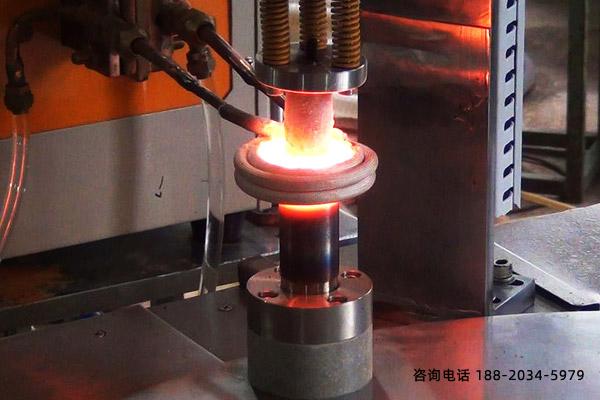 广东曲轴高频淬火机