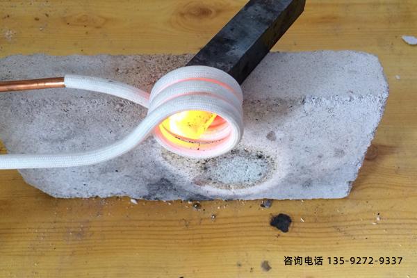 高频电焊机焊接