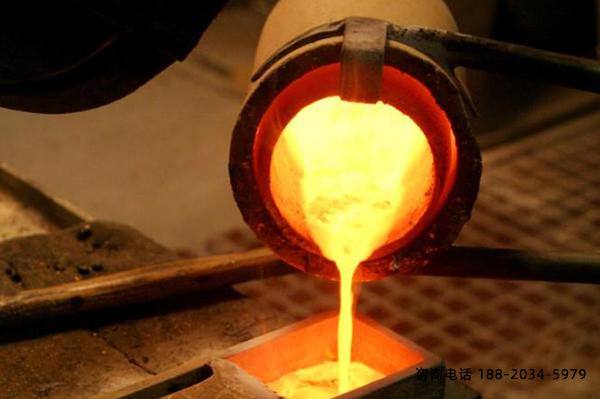 熔炼设备熔炼
