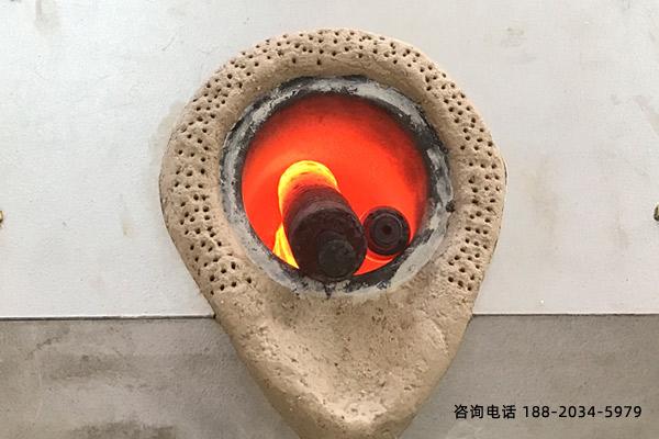 感应电炉熔炼