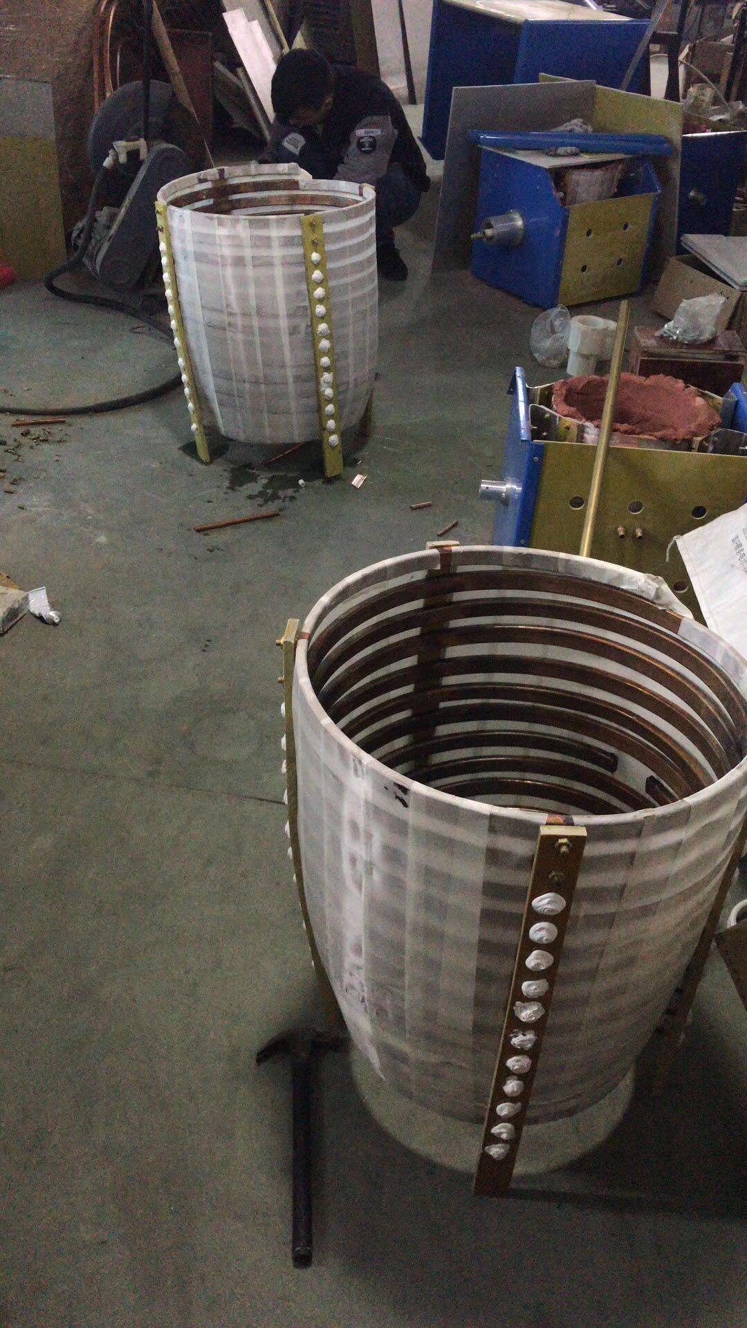 废铜熔炼炉工艺