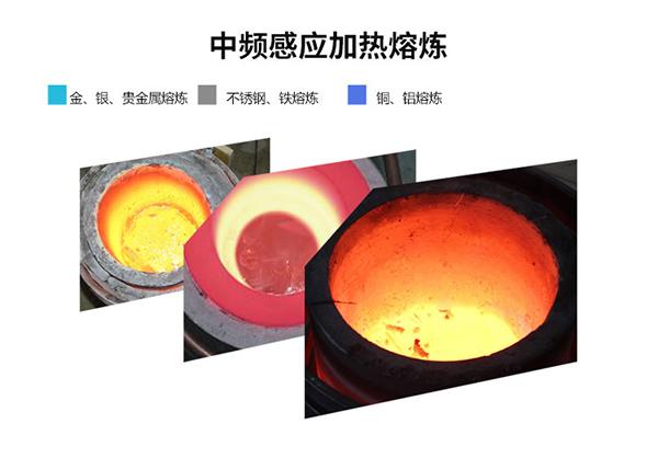 高频感应熔炼炉