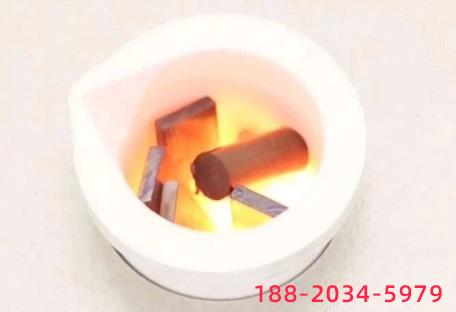 小型金属熔炼炉精度