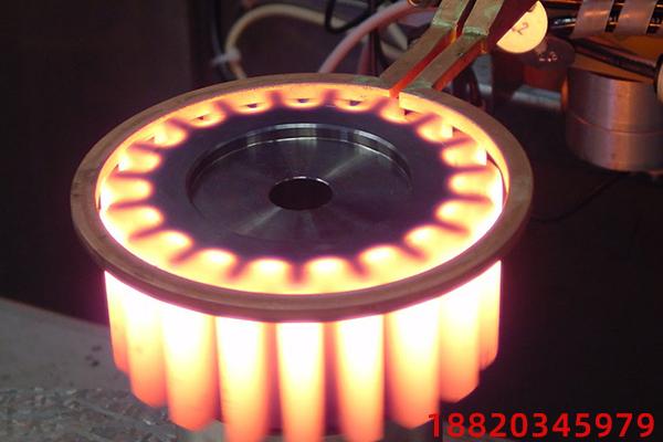 双频淬火数控机床