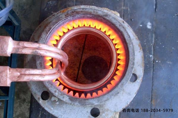 高频淬火机工件