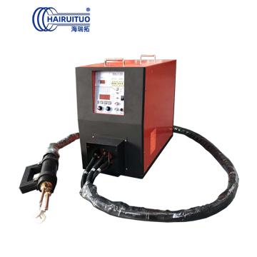 手持式超高频焊接机 超高频感应钎焊设备 铜管线棒焊接