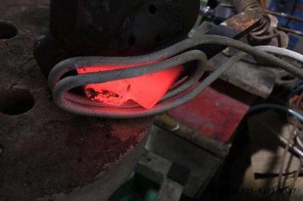 连铸坯感应加热设备