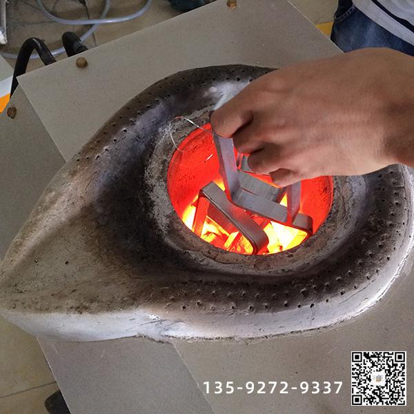 高频加热设备打样