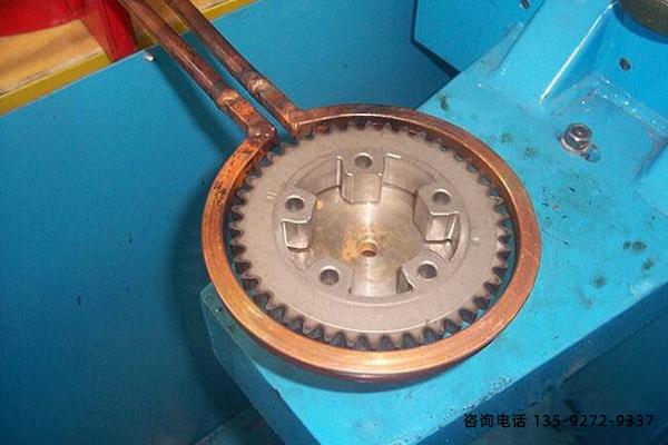 齿轮高频频淬火设备