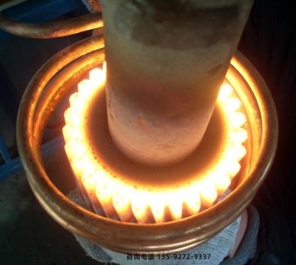 齿轮淬火机淬火