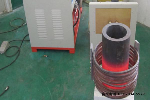 中频感应加热设备工件