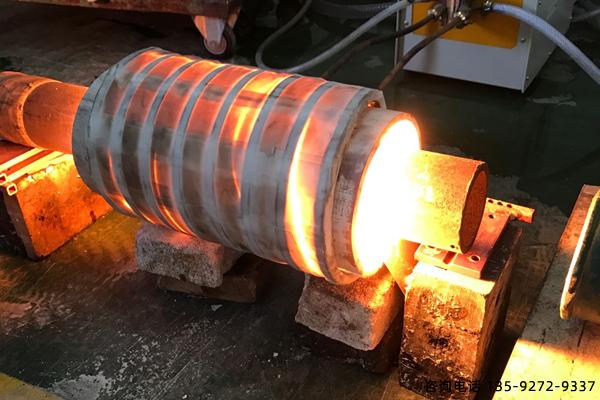 钢坯感应加热车间