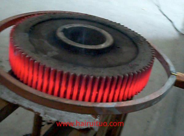 飞轮齿圈感应热处理设备