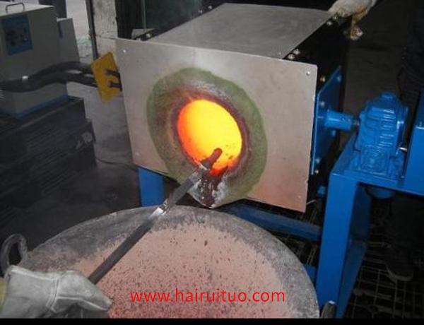 小型中频熔炼炉厂