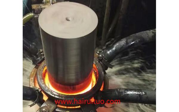 齿轮高频淬火加工