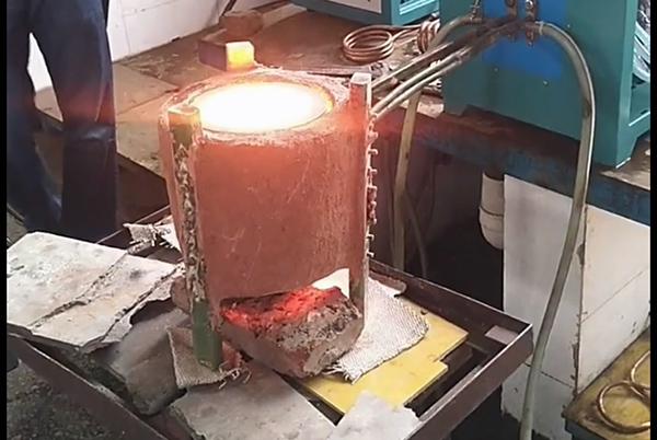 小型中频熔炉