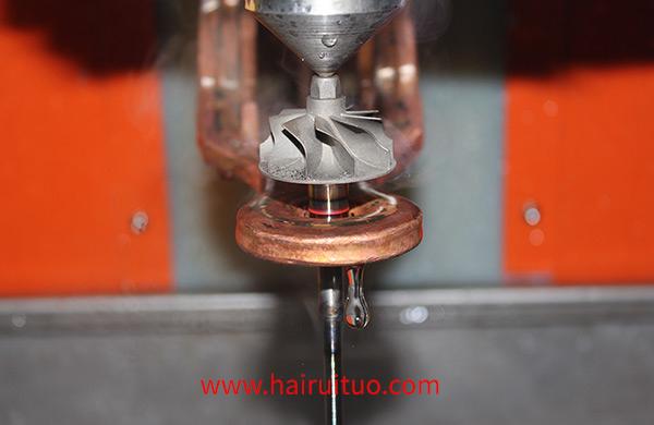高频数控淬火机床结构