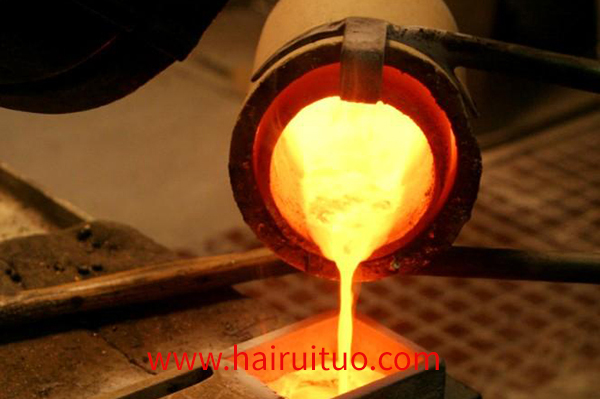 熔铜熔炼炉功率