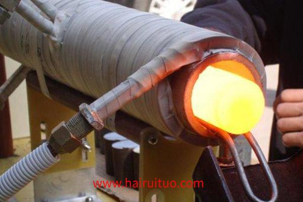 铜锻造加热炉加热