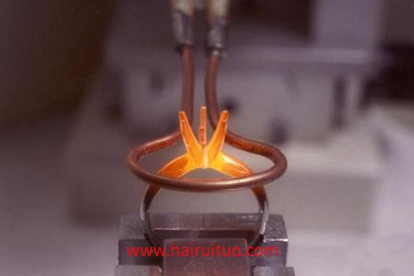首饰高频感应加热焊接