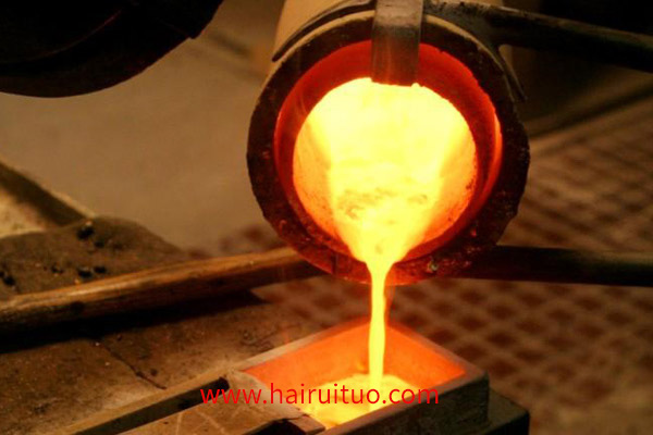 重庆中频小型熔炼炉生产