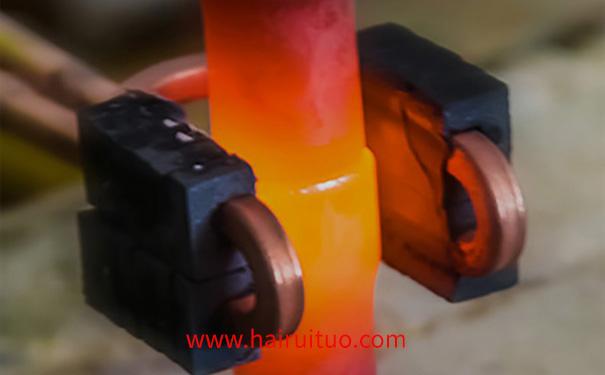 大型高频焊接机工艺