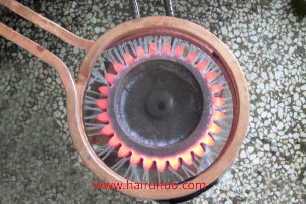 齿轮淬火机床工艺