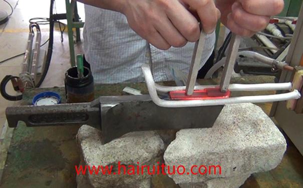 手动高频焊接机