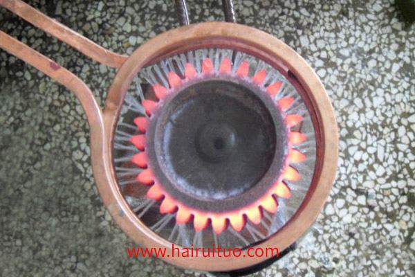 齿轮专用高频淬火机床