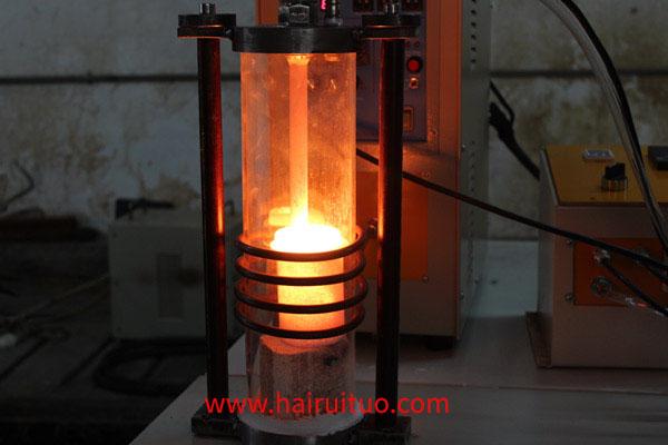钢壳中频熔炼炉使用