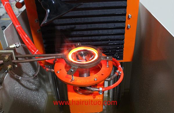 齿轮高频淬火机测试