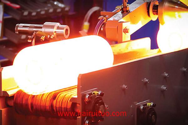 铝锻造加热炉操作