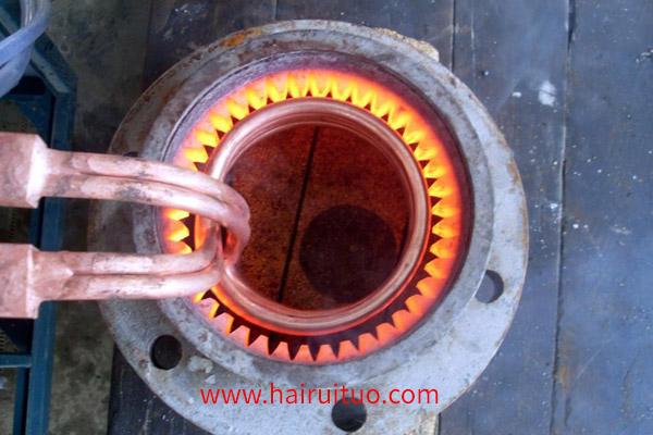 齿轮淬火设备工件