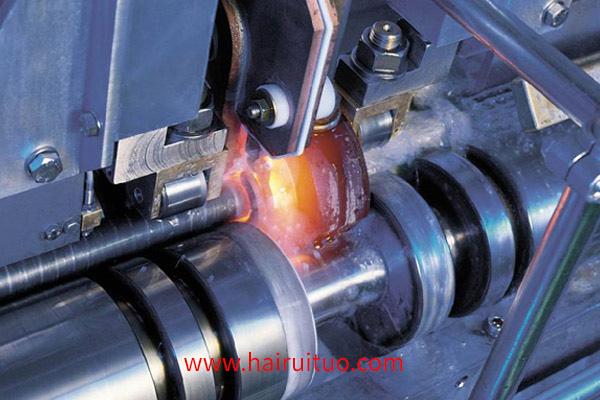 连杆高频淬火设备加工