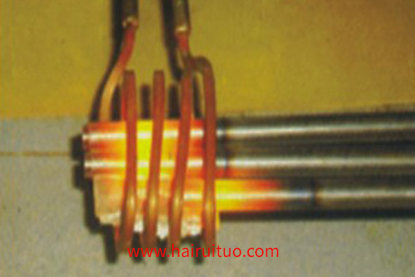 中频锻造加热炉生产