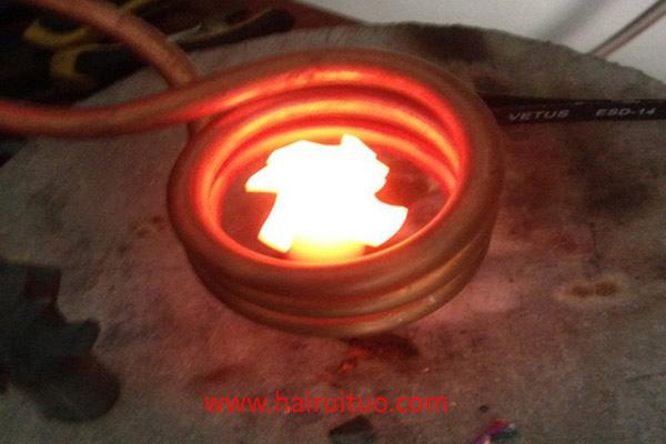 管材表面淬火热处理