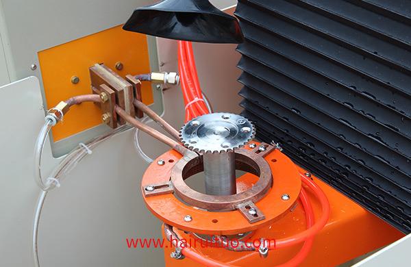 高频淬火设备测试