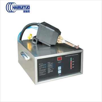 HTG-06AC Ultrahigh frequency induction machine , induction brazing machine